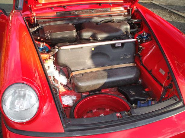 Porsche 964 Boot