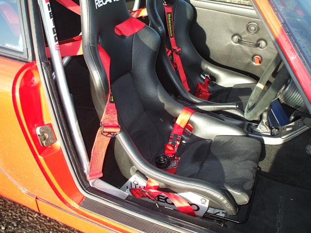 Porsche 964 Seat 2