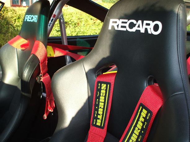 Porsche 964 Seat