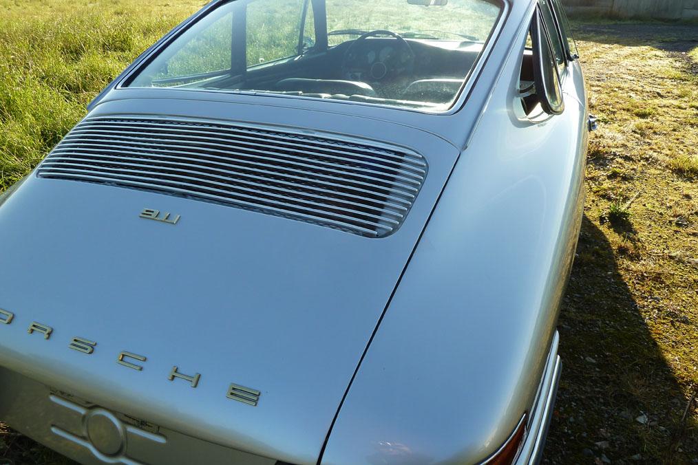 68 SWB rear
