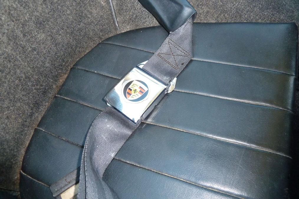 68 SWB seatbelt
