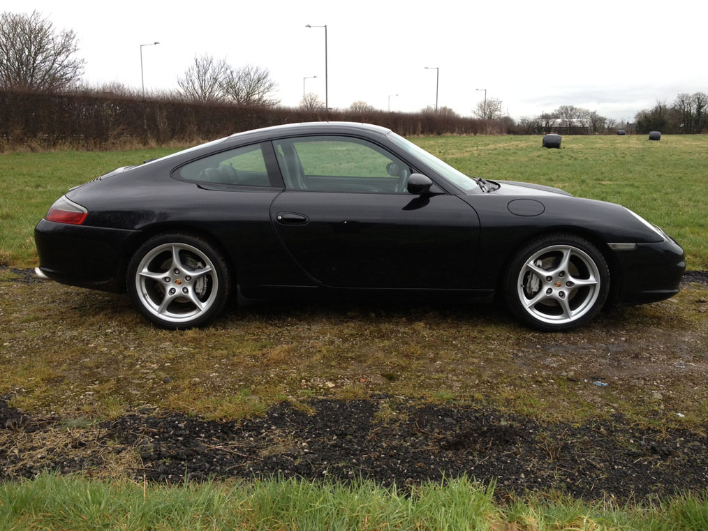 Porsche 996 Carrera 4 Lee Mayor Restorations