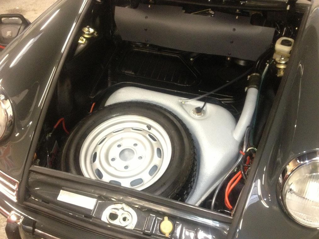 911 McQueen Boot