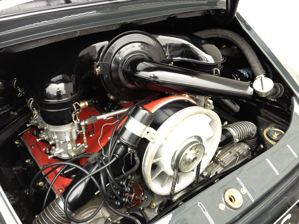 911 McQueen Engine