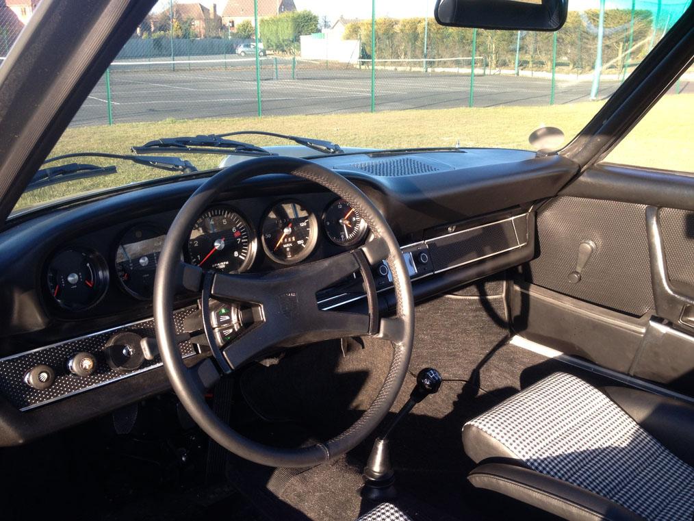 911 McQueen Interior