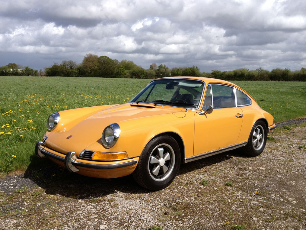 Porsche-911E