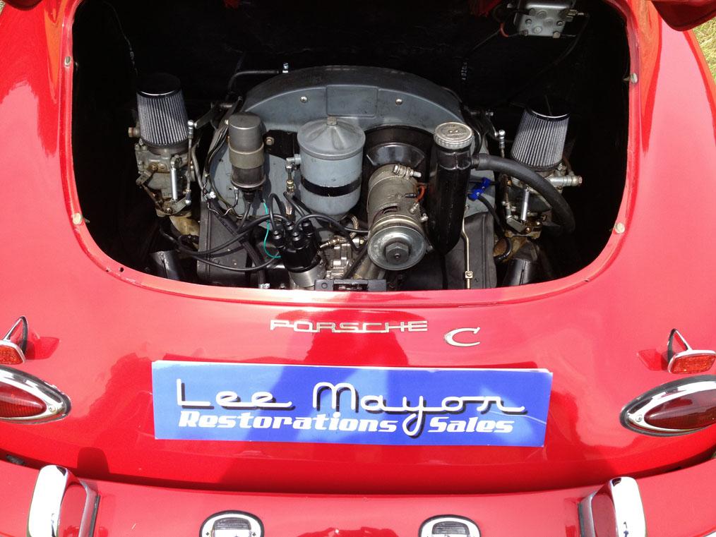 Porsche 356C Engine