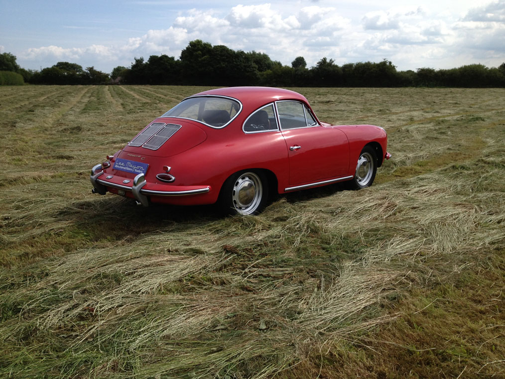 Porsche 356C Right Side