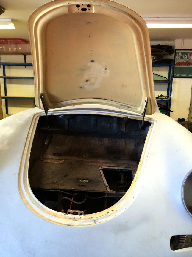 Porsche 356B '61 Bonnet