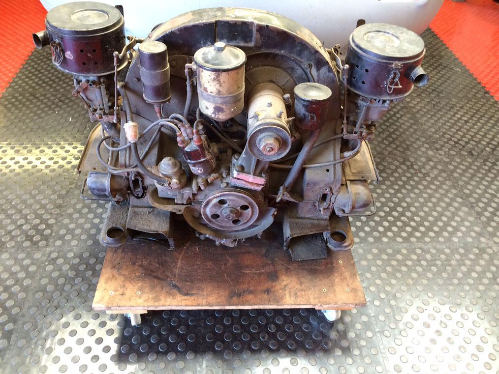 Porsche 356B '61 Engine 2