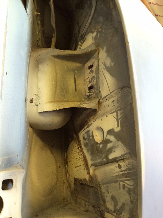 Porsche 356B '61 Panel