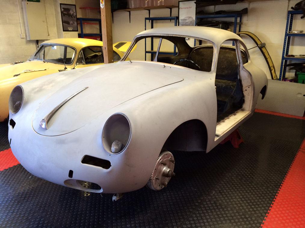 Porsche 356B '61