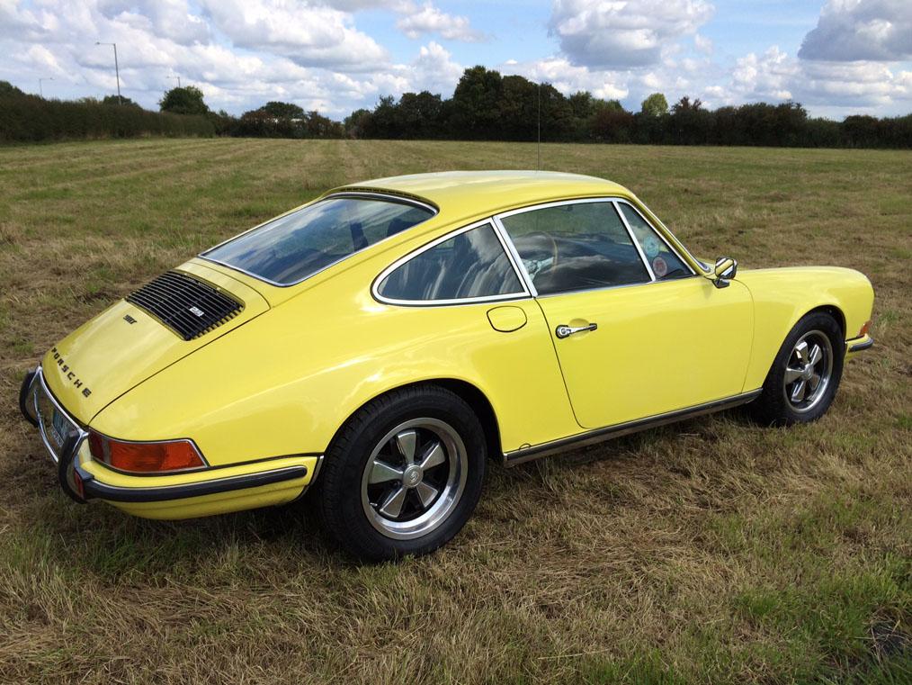 Porsche 911 T_E Side 2