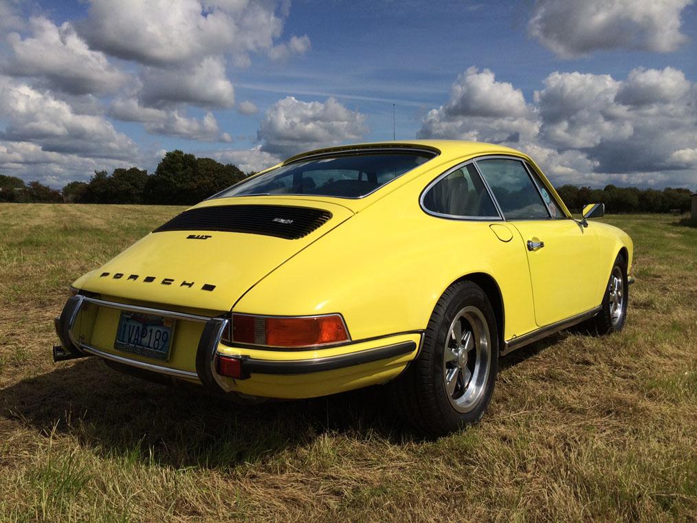 Porsche 911 T/E