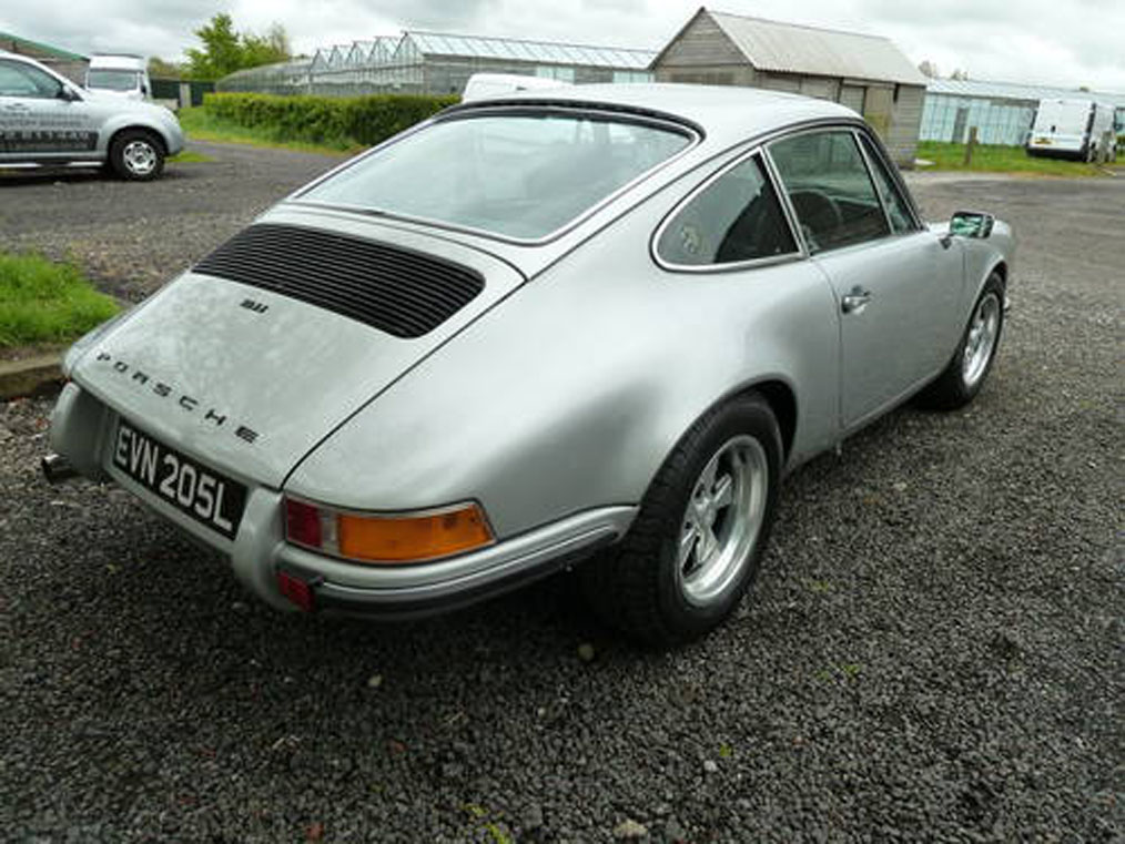 Backdating porsche 964 carrera