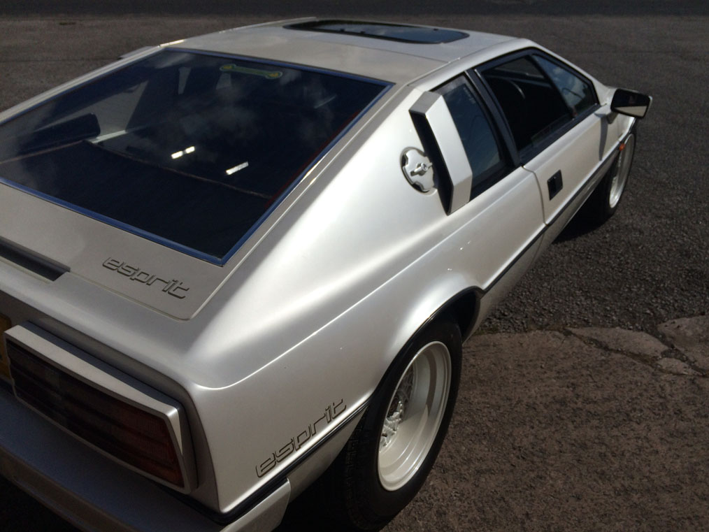 Lotus Esprit Rear