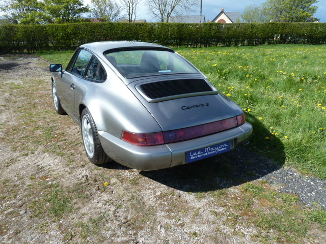 Porsche 964 Carrera 2 Rear