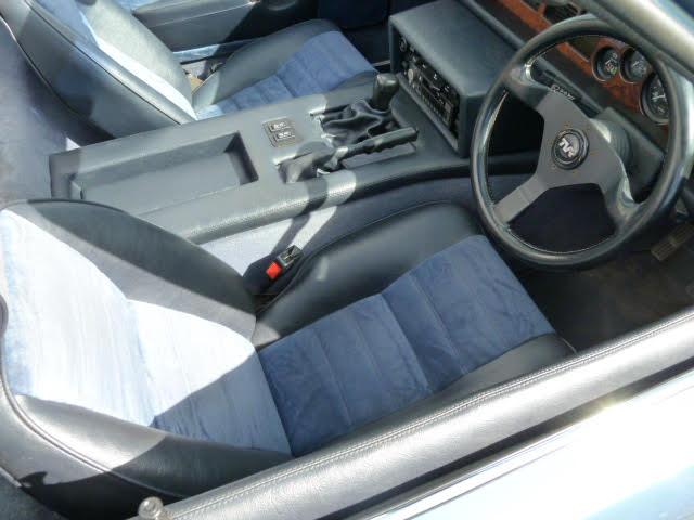 TVR Tasmin Interior 2
