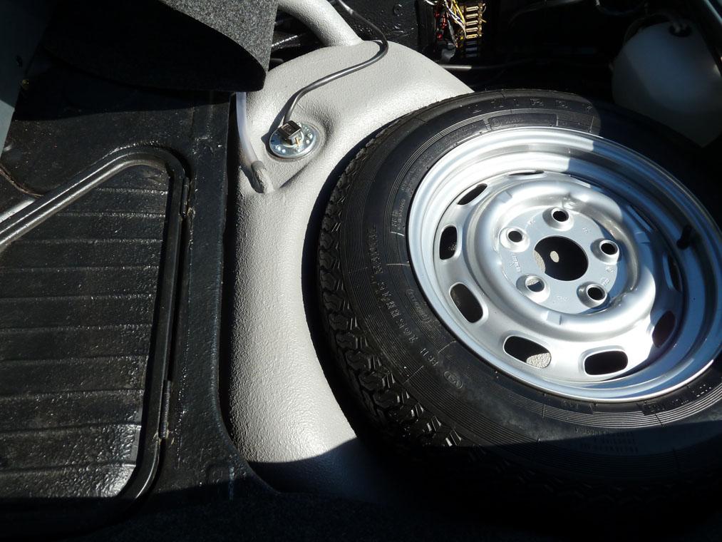 Porsche 911 T Slate Grey Wheel